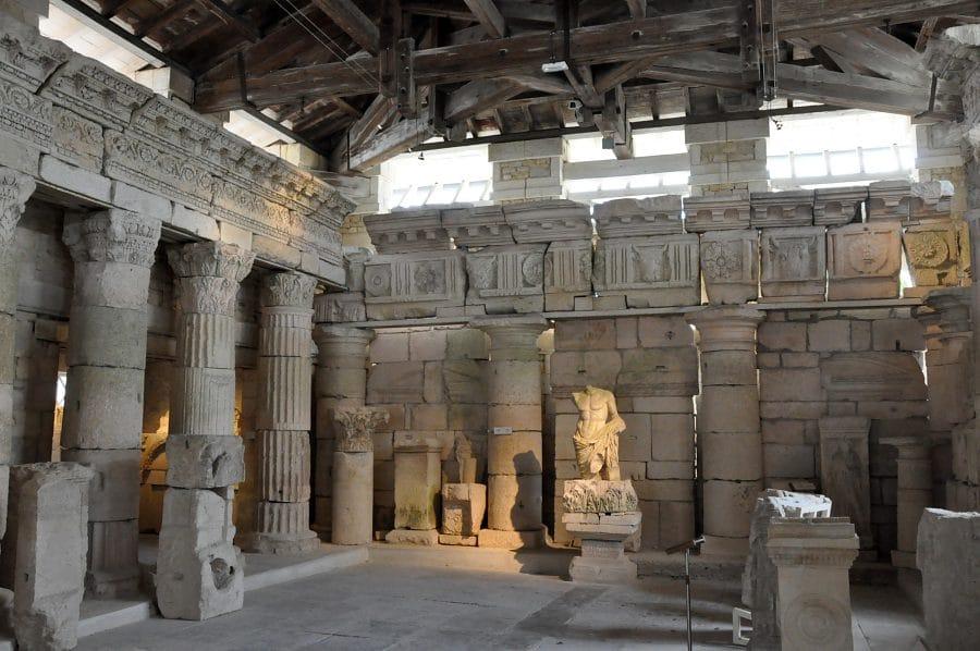 musée archeologique -saintes